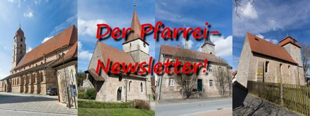Kirchencollage-Newsletter